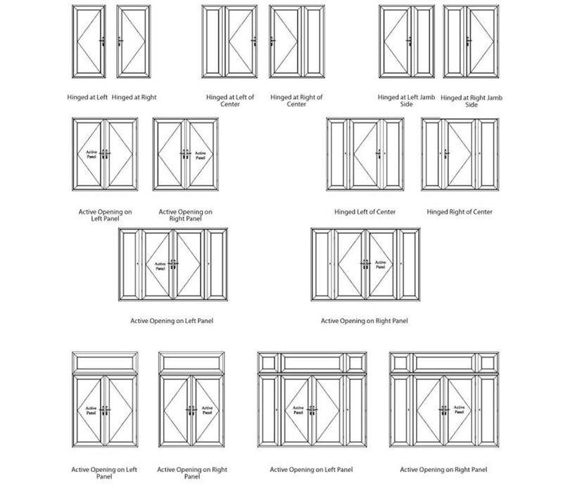 Zhongtai-High-quality Aluminium Window Frames | Aluminum Frame Glass Casement Window-2