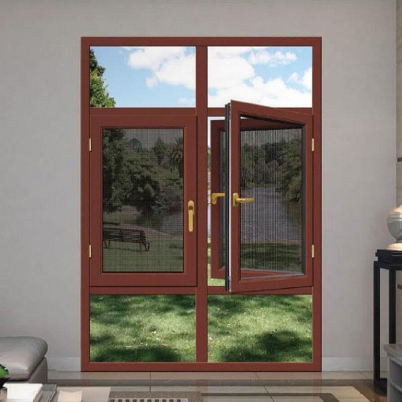 Zhongtai-Professional Aluminium Windows Prices Clear Anodized Aluminum Windows Supplier