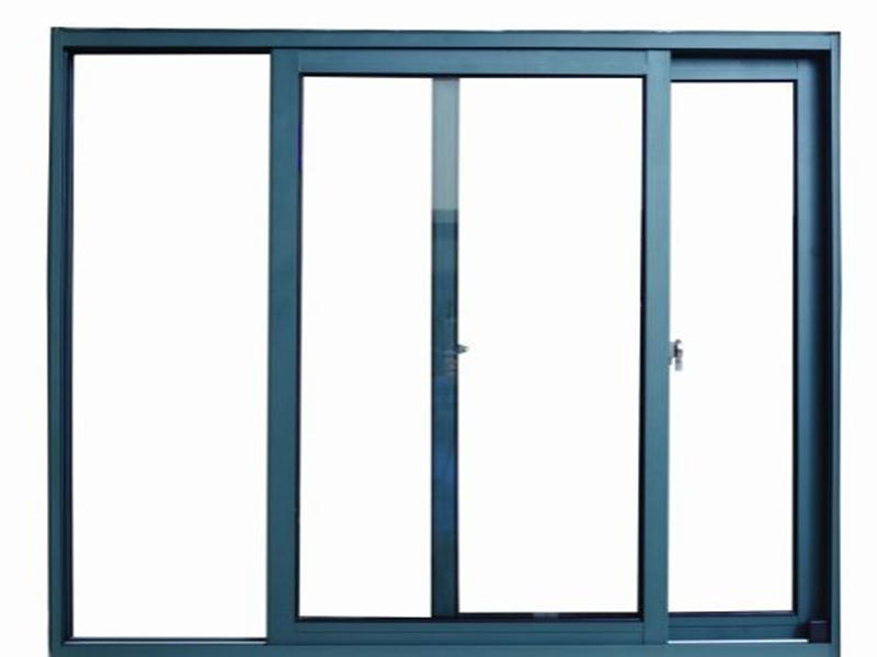 Thermal Insulation Aluminum Sliding Window