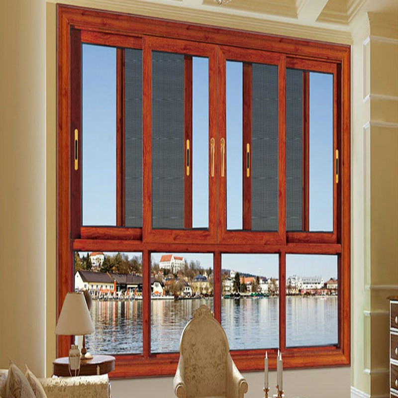 Zhongtai-Aluminium Window Manufacturers | Aluminim Sliding Window With Screen -1