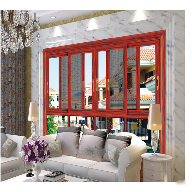 Zhongtai-Aluminium Window Manufacturers | Aluminim Sliding Window With Screen -2