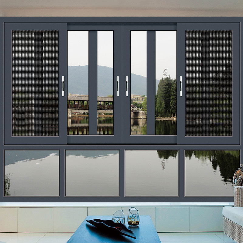 Zhongtai-Aluminium Window Manufacturers | Aluminim Sliding Window With Screen -3