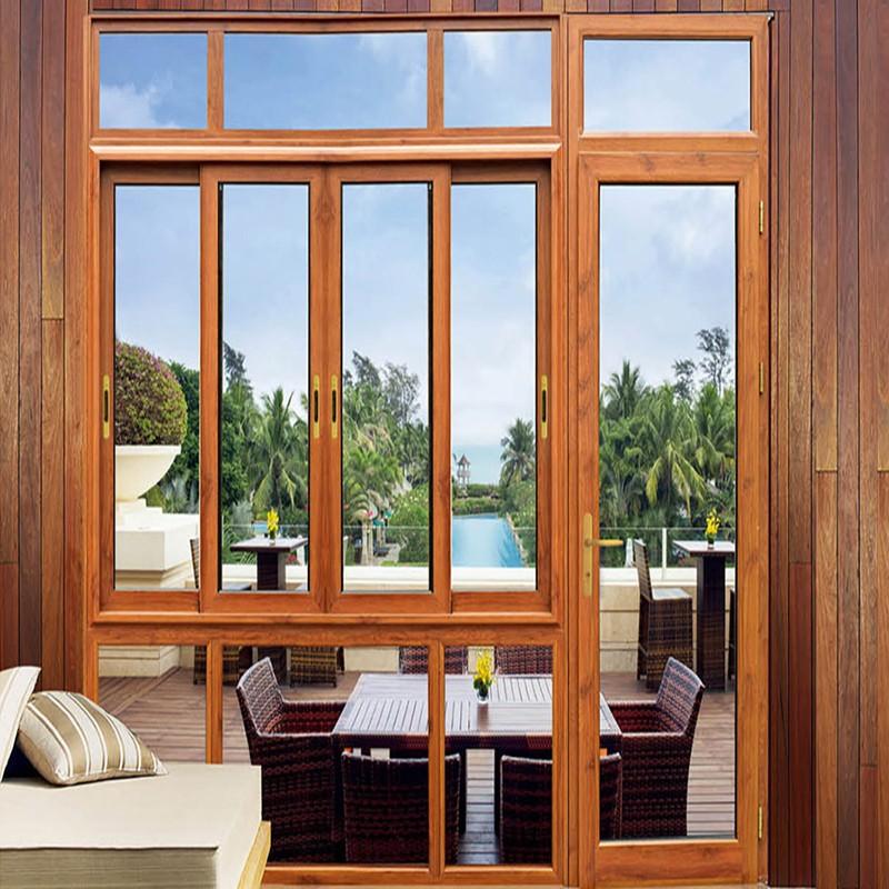 Zhongtai-Manufacturer Of Aluminium Window Manufacturers Aluminum Frame Tempered
