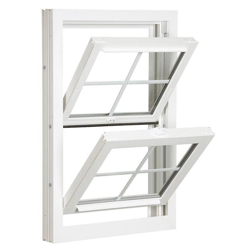 Zhongtai-Manufacturer Of Aluminium Window Beautiful Withe Aluminum Hung Window