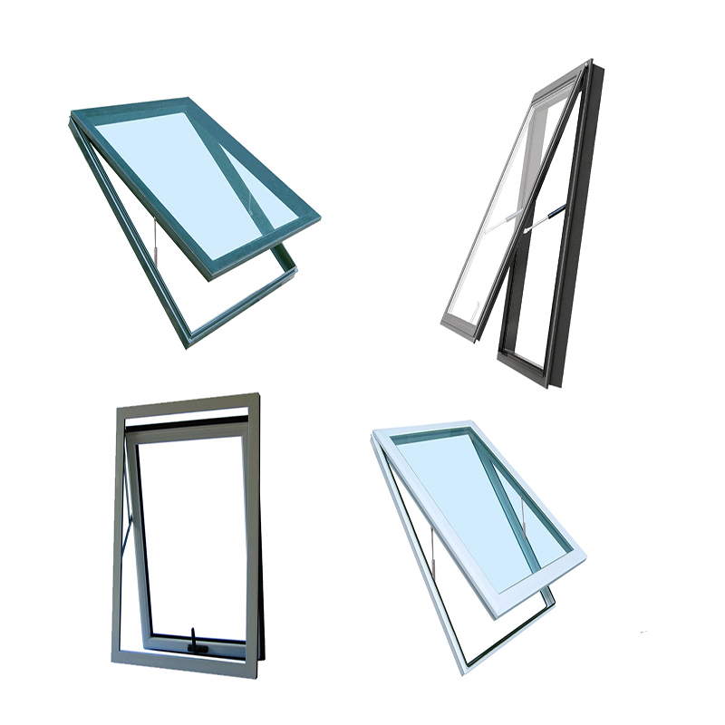 Zhongtai-Manufacturer Of Aluminium Window Beautiful Withe Aluminum Hung Window-1