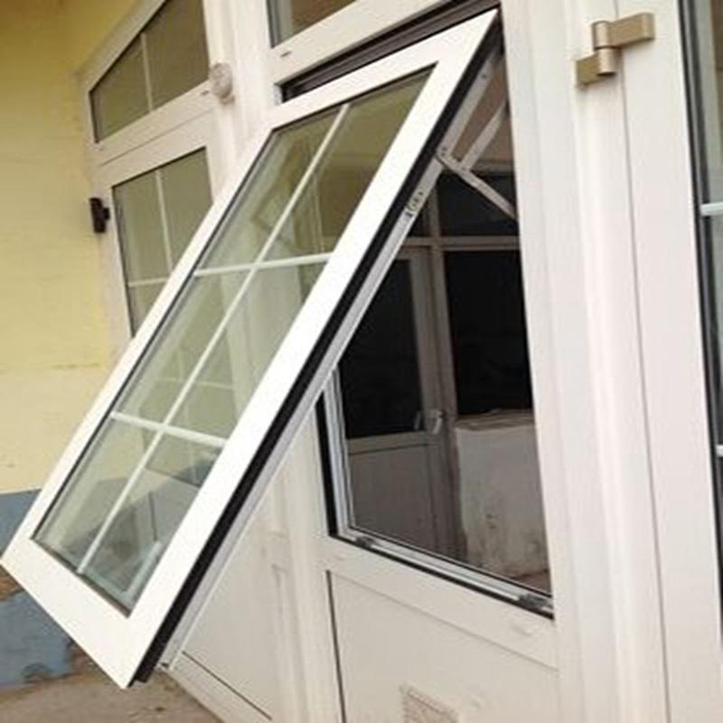 Zhongtai-Manufacturer Of Aluminium Window Beautiful Withe Aluminum Hung Window-2