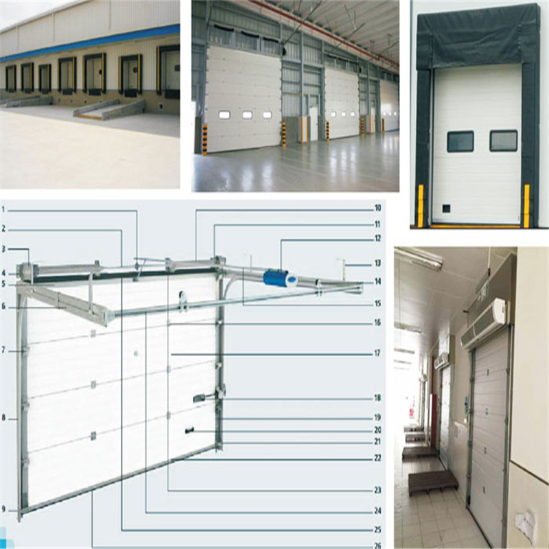 Zhongtai-Industrial Garage Doors Custom Industrial Lifting Door