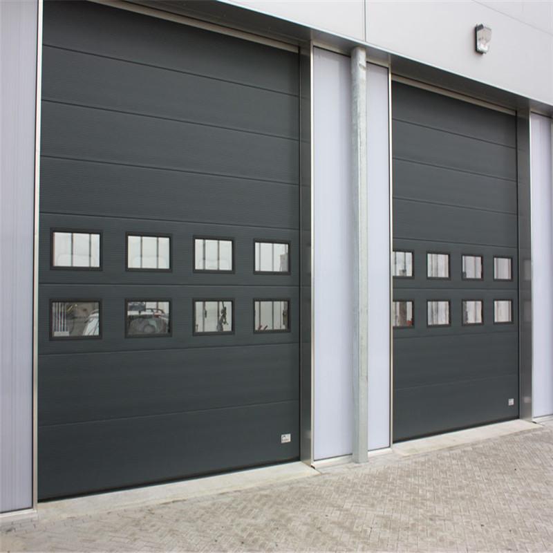 Zhongtai-Industrial Roller Shutter Doors | Finished Surface Lifting Door - Zhongtai