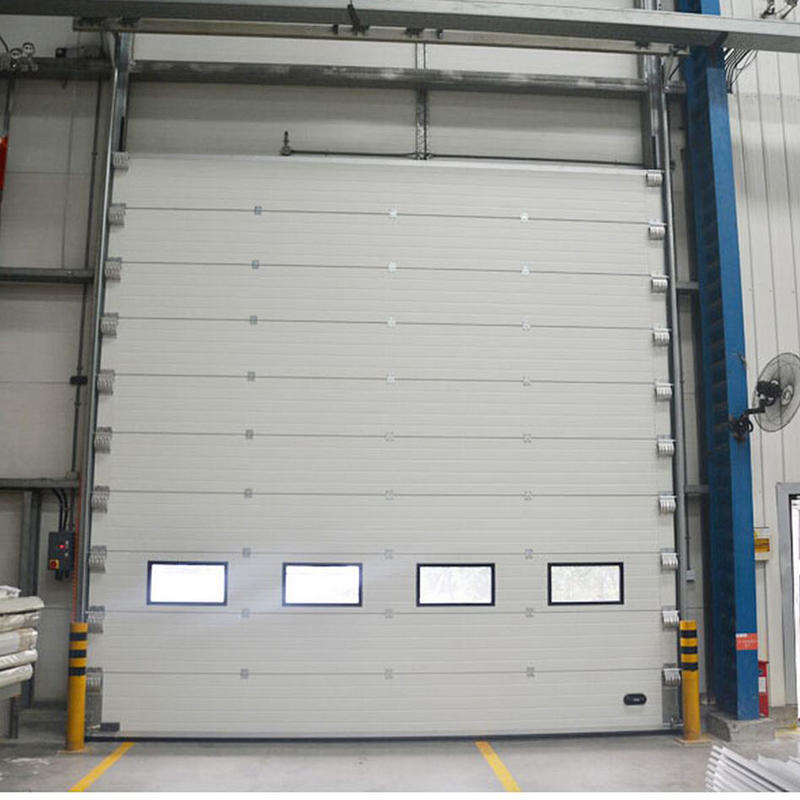 Factory Industrial Lifting Overhead Door