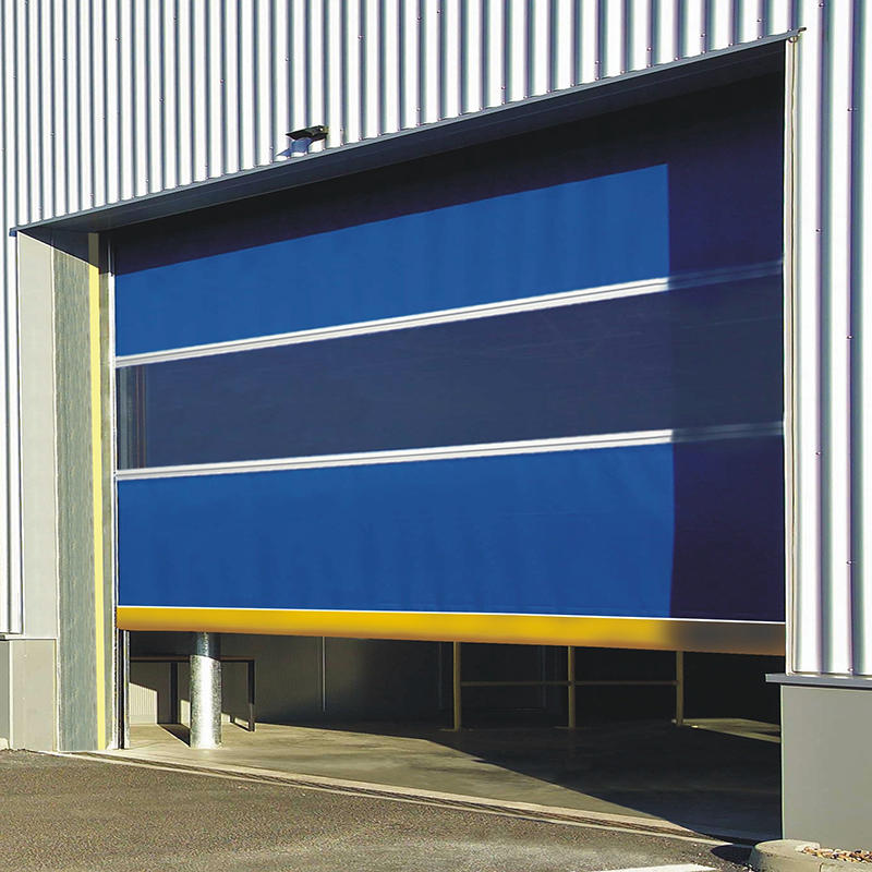 PVC Good Sealing High Speed Roller Door