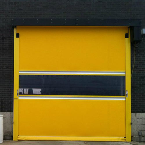 Fast Good Sealing High Performance Shutter Door