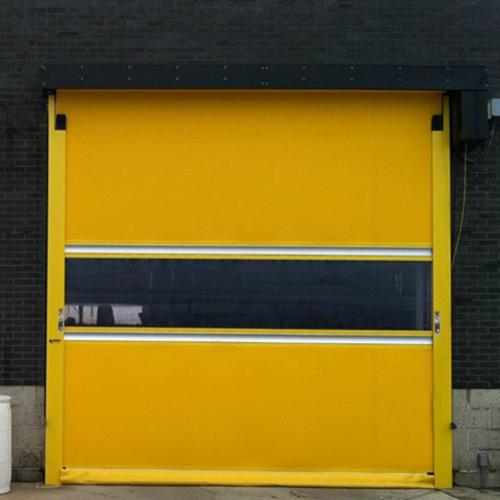 Fast Good Sealing High Performance Shutter Door