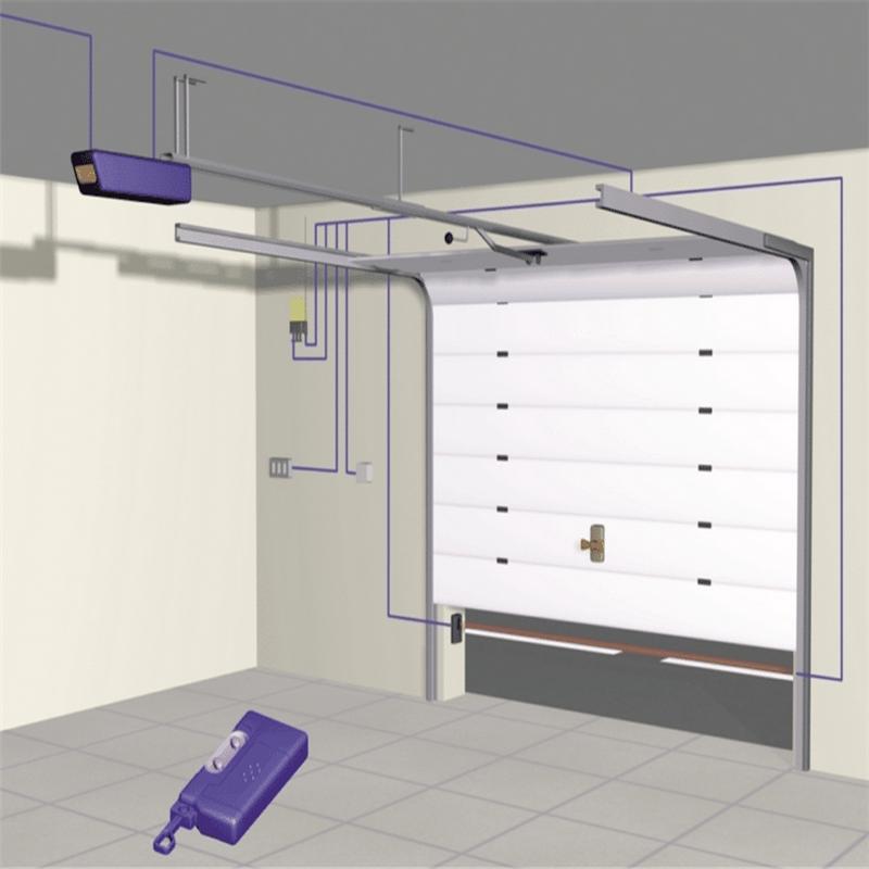 Zhongtai-Professional Industrial Garage Doors Industrial Door Manufacturers Manufacture