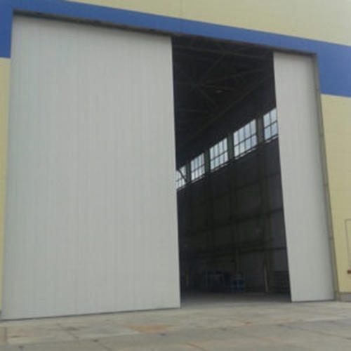 Good Sealing High Performance Industrial Lifting Door