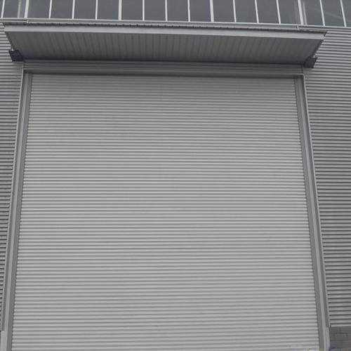 Zhongtai-Best Impact Doors Aluminum Good Quality Windproof Shutter Door Manufacture