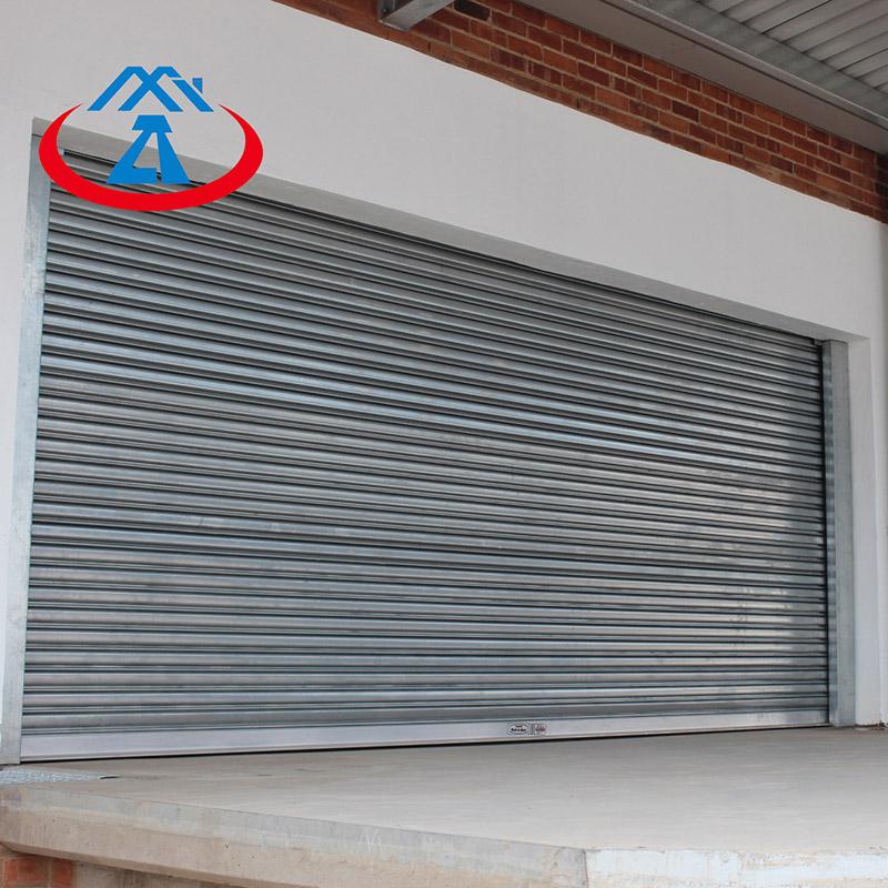 Zhongtai-Professional Commercial Steel Doors Rolling Steel Shutter Door Supplier-1