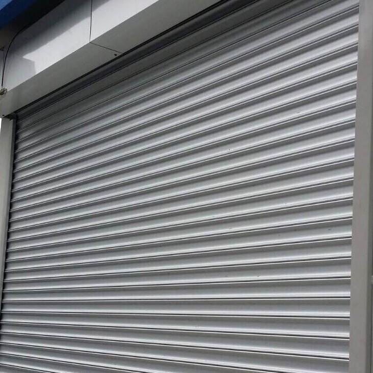 Zhongtai-Professional Commercial Steel Doors Rolling Steel Shutter Door Supplier-2