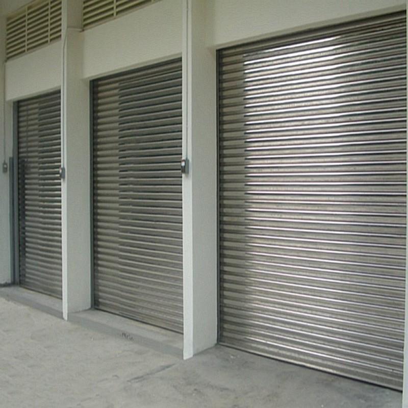 Zhongtai-Stainless Steel Roll Up Shutter Door | Commercial Steel Doors Factory