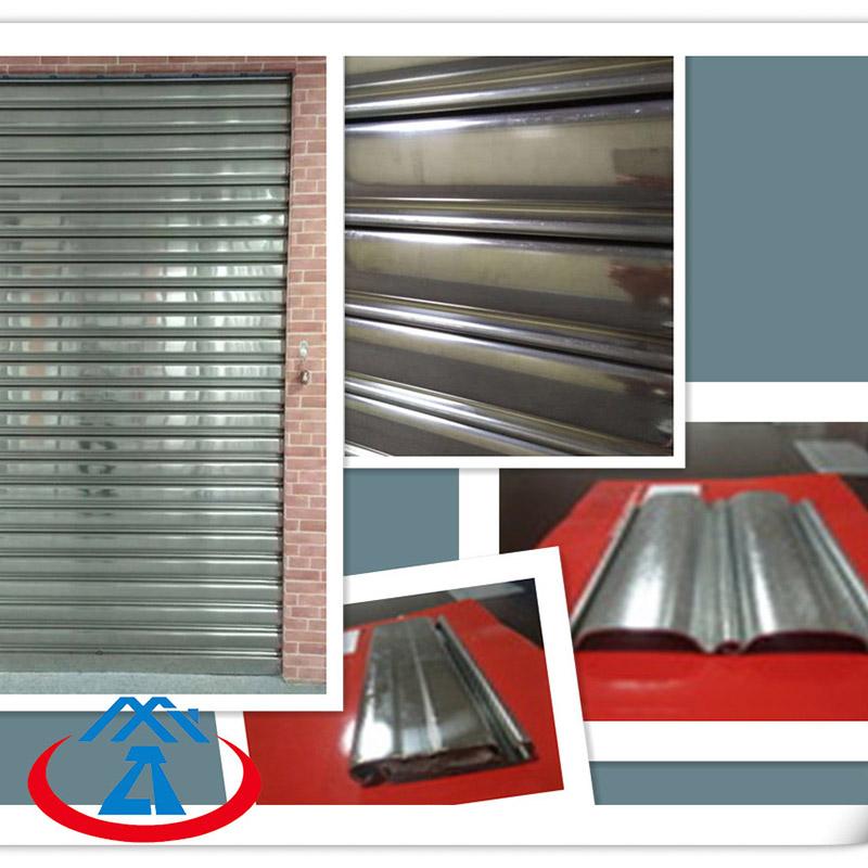 Zhongtai-Stainless Steel Roll Up Shutter Door   Commercial Steel Doors Factory-3