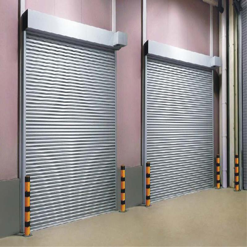 Zhongtai-Stainless Steel Roll Up Shutter Door   Commercial Steel Doors Factory-1