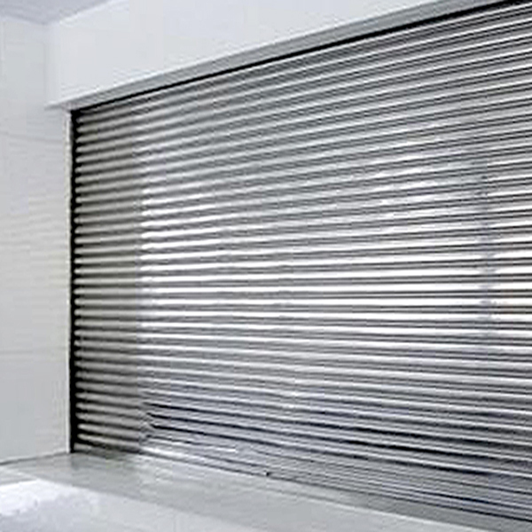 Zhongtai-Stainless Steel Roll Up Shutter Door   Commercial Steel Doors Factory-2