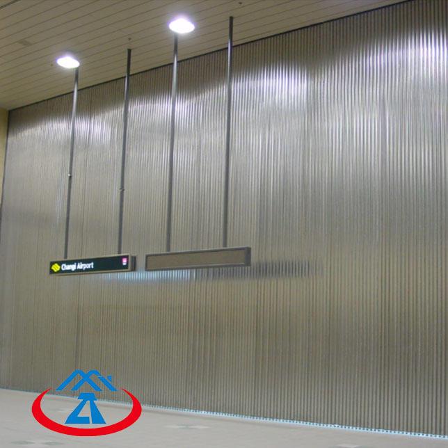 Composite Steel Side Direction Fireproof Shutter