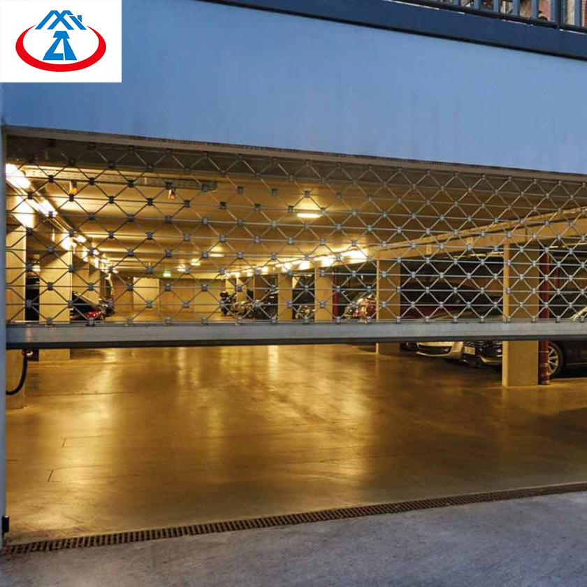 Commercial Stainless Steel Grills Rolling Security Door