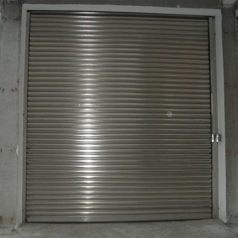 Industrial Stainless Steel Rolling Door