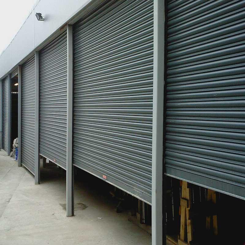 Zhongtai-Industrial Stainless Steel Rolling Door   Steel Roll Up Doors Factory