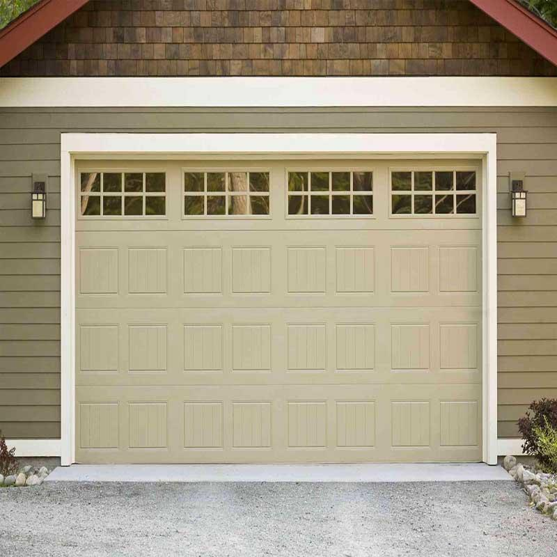 High Grade Sectional Garage Door