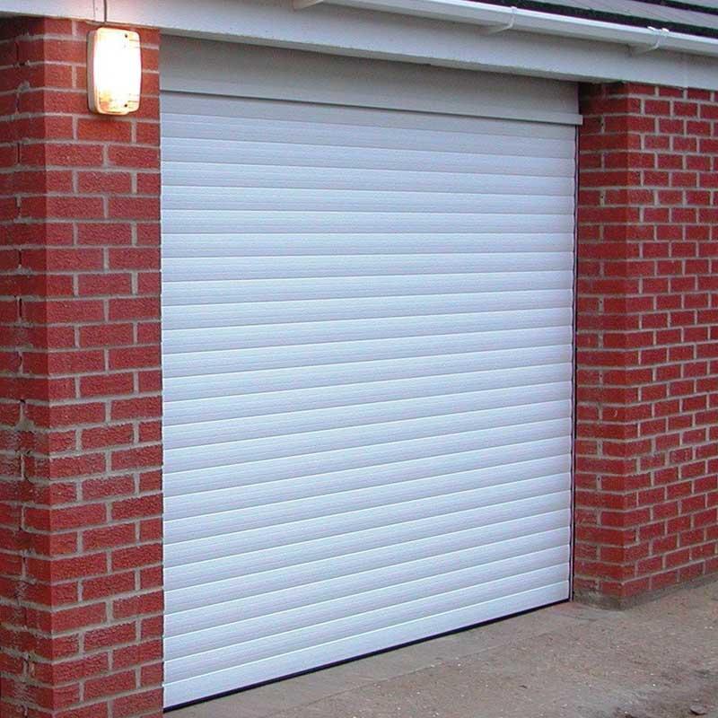 Aluminum Rolling Shutter Garage Door