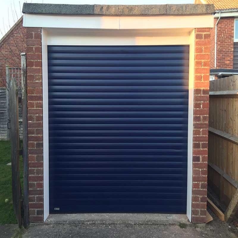 Zhongtai-Aluminum Garage Doors Aluminum Rolling Shutter Garage Door-3