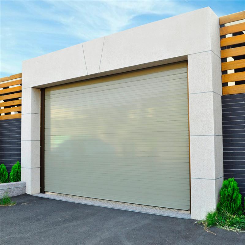 Zhongtai-Best Impact Doors Hurricane Windproof Roll Up Door Manufacture-1