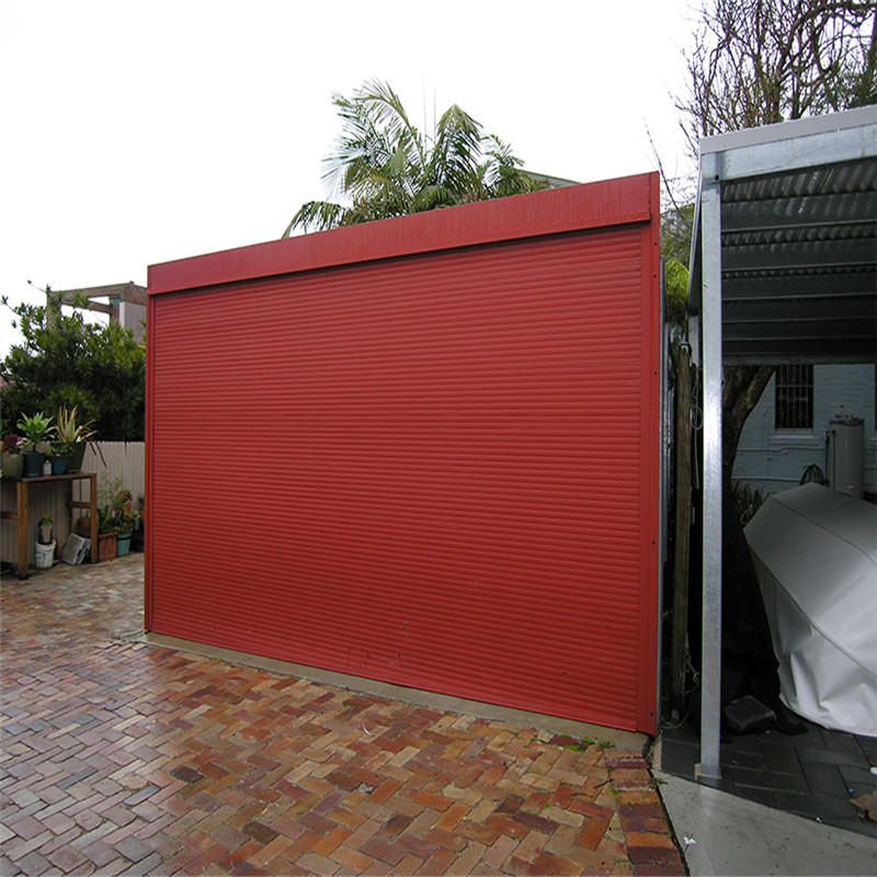 Windproof Rolling Door