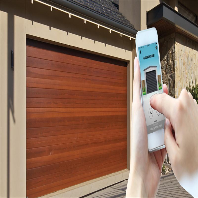 Zhongtai-White Windproof Shutter Door | Impact Doors Company-1