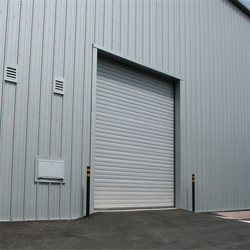 Zhongtai-Manufacturer Of Impact Doors Industrial Windproof Overhead Door-1