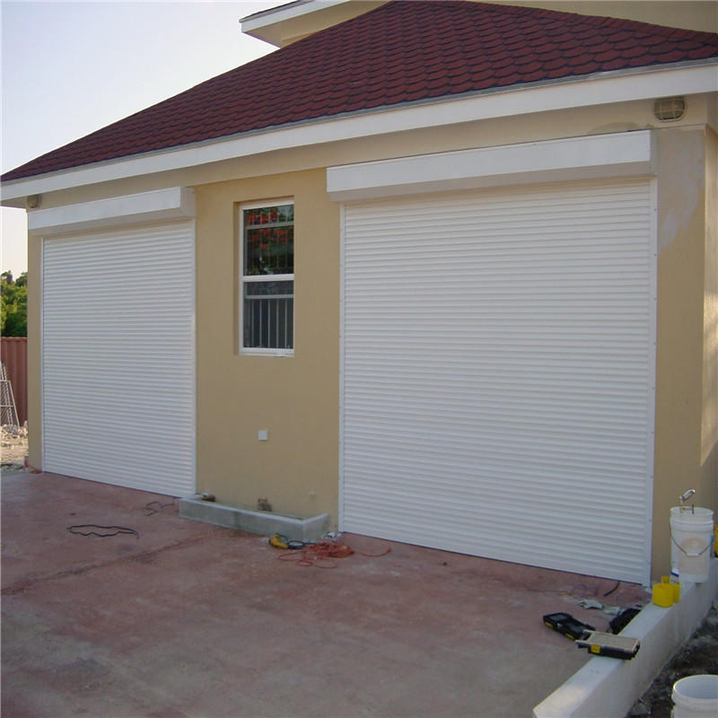 Warehouse Windproof Roller Shutter Door