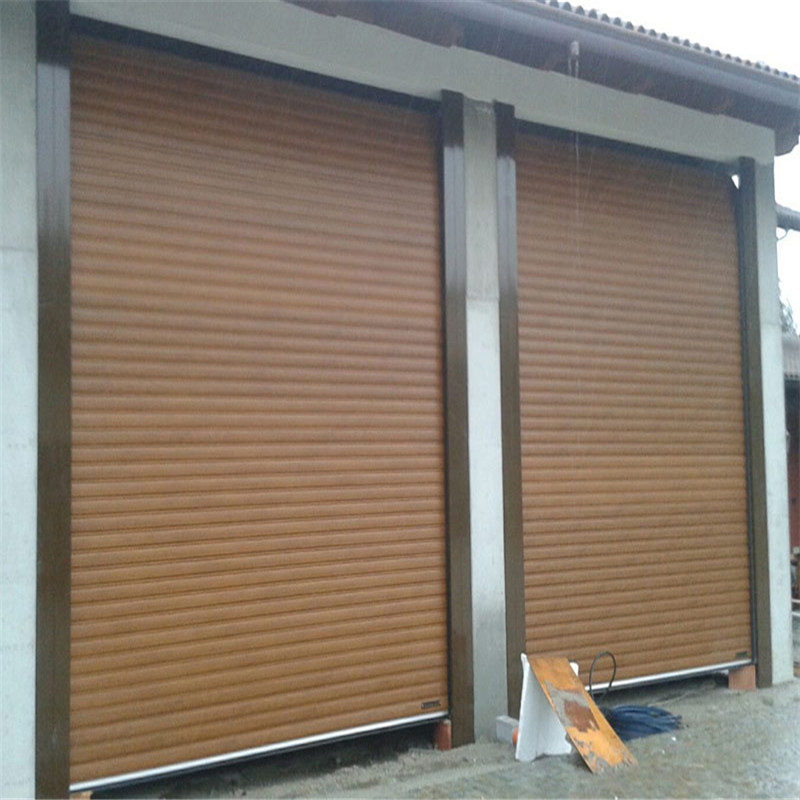 Zhongtai-Hurricane Doors High Quality Windproof Roller Shutter-1