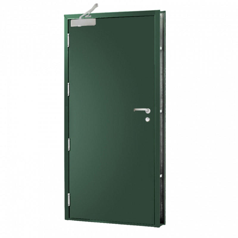 Standard Sigle Fire Rated Door