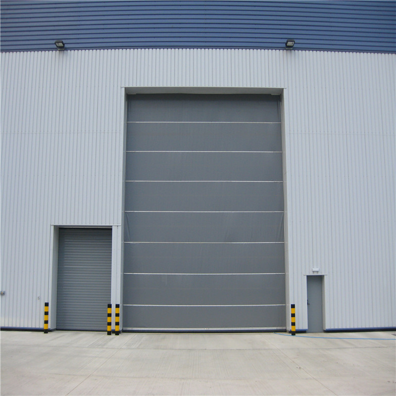 Zhongtai-Find Impact Doors Windproof Rolling Door | Manufacture-1