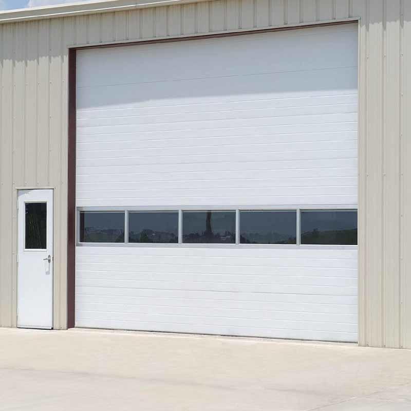 Custom Automatic Industrial Lifting Door