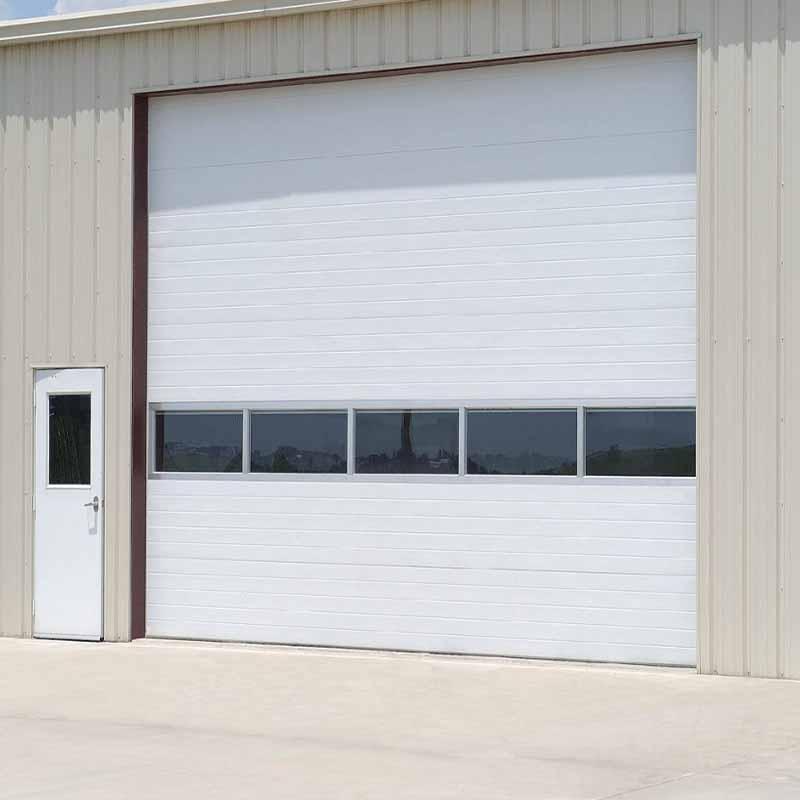 Zhongtai-Custom Automatic Industrial Lifting Door | Industrial Roller Shutter Doors