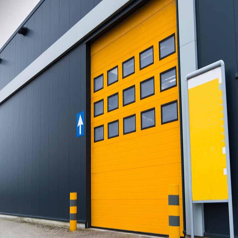 Zhongtai-Custom Automatic Industrial Lifting Door | Industrial Roller Shutter Doors-1