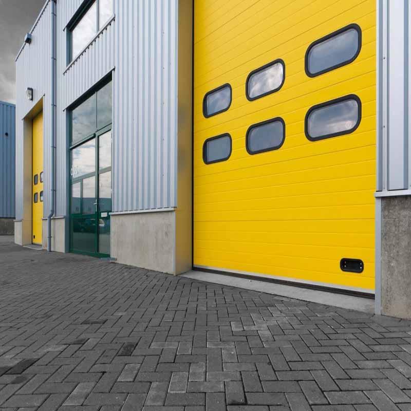 Zhongtai-Custom Automatic Industrial Lifting Door | Industrial Roller Shutter Doors-2