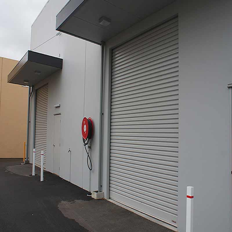 Larage Industrial Rolling Shutter Door