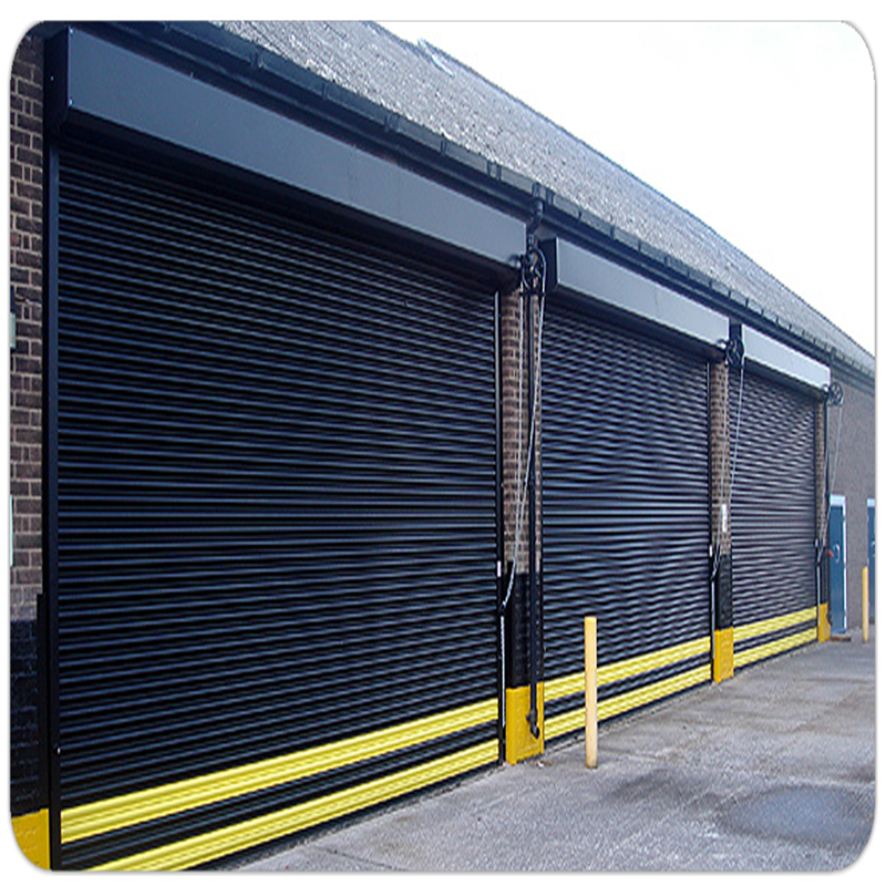 Zhongtai-High-quality Industrial Roller Shutter Doors | Larage Industrial Rolling
