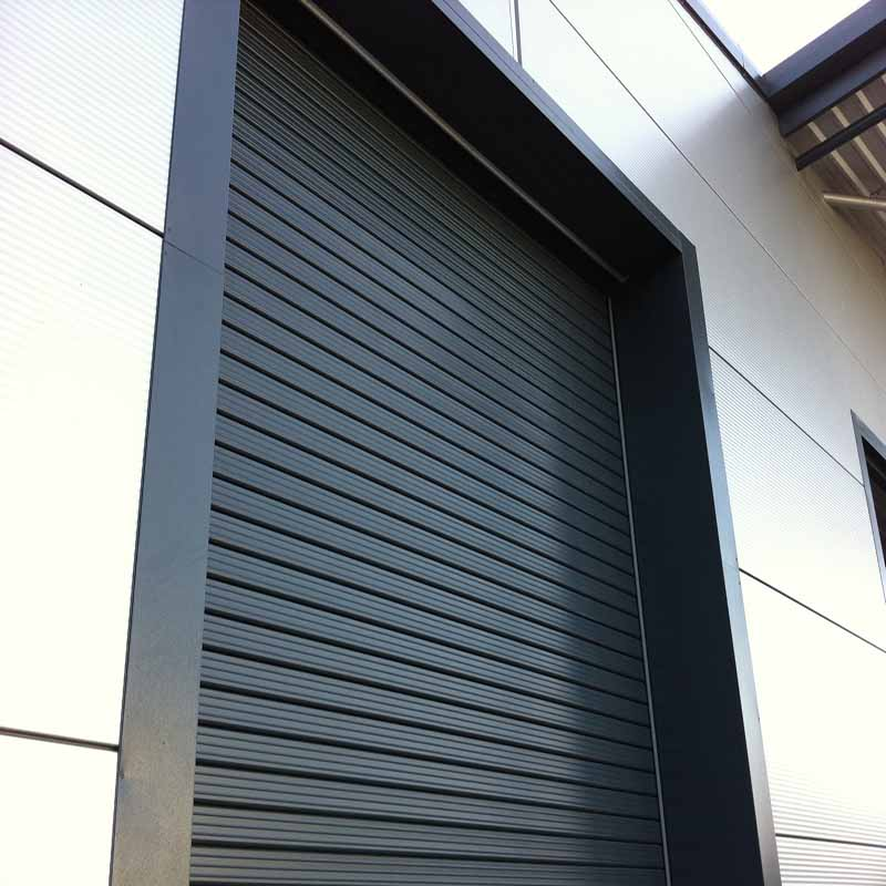 Zhongtai-High-quality Industrial Roller Shutter Doors | Larage Industrial Rolling-2