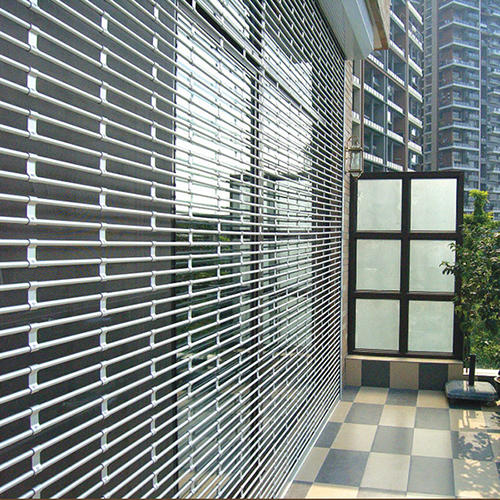 Automatic Vertical Good Quality Grill Rolling Door