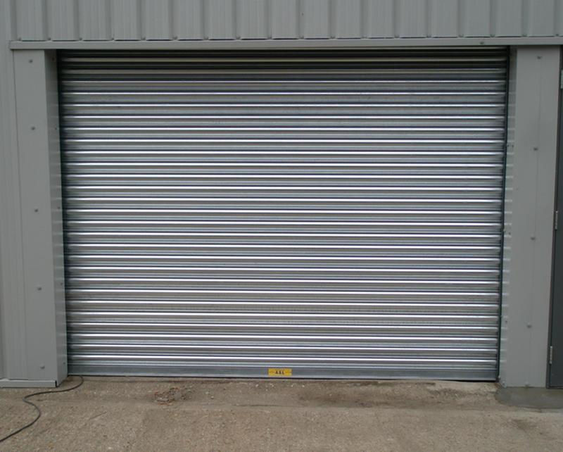 Top Class Stainless Steel Roll Up Door