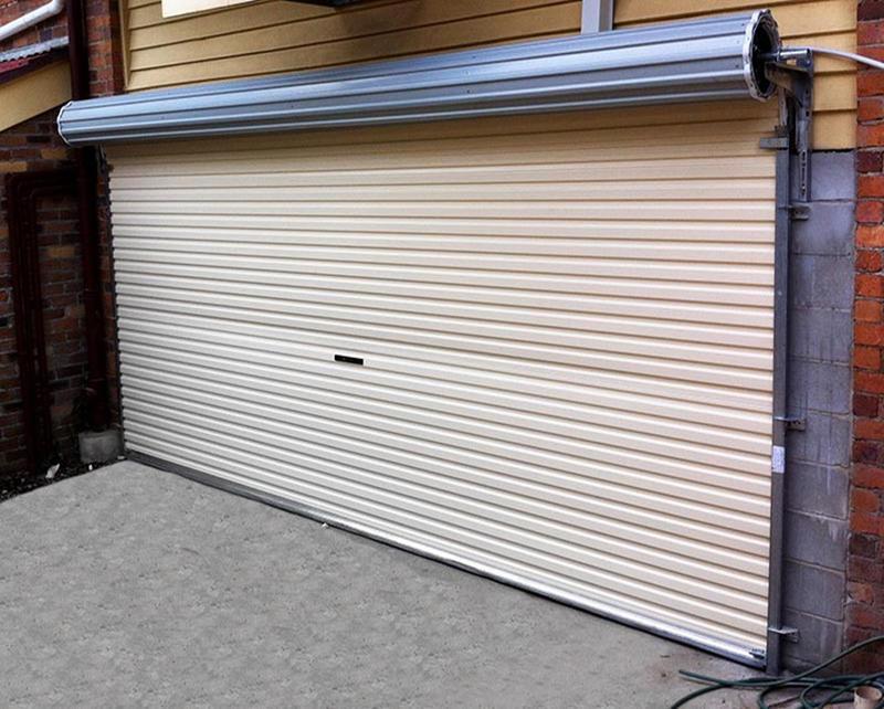 Anti Theft Doors Stainless Steel
